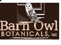 Barn Owl Botanicals logo